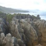 Punakaiki Pancakes Rocks and Blow holes 3