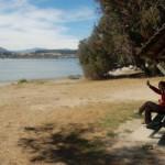 Wanaka Lake pausa birra