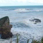 Punakaiki Pancakes Rocks and Blow holes 4