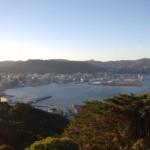 Wellington vista da Mt. Victoria