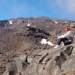 Sul Mt. Ruapehu